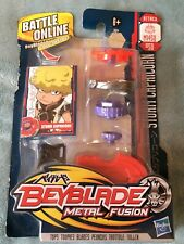 Beyblade Hasbro Metal Fusion Storm Capricorn BB50 M1450 Sealed SEE DESCRIPTION