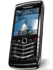 BlackBerry Pearl 3G 9105 - Black (Unlocked) Smartphone Mobile phone