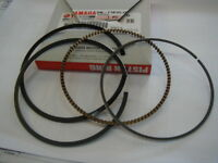 coppia segmenti fasce elastiche pistone Yamaha XT 600 TT600 XT600Z Tenerè 34L