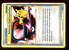PROMO POKEMON CARD KIT TRAINER GYARADOS (LEVIATOR N° 22/30 PIKACHU COMMUNICATION