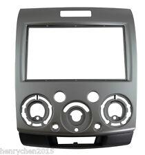 Fascia for Ford Ranger Everest MAZDA BT-50 radio facia dvd panel dash kit cover