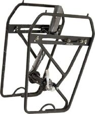 Axiom Journey DLX Low Rider Front Bicycle Rack Black DLX Front Low Rider Rack