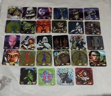Lot de 28 aimants STAKS - STAR WARS Clone Wars