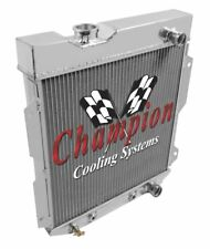 3 Row SZ Champion Radiator for 1960 - 1965 Ford Econoline / Pick Up