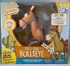 Toy Story 4 Signature Collection Woody's Roundup Horse Bullseye