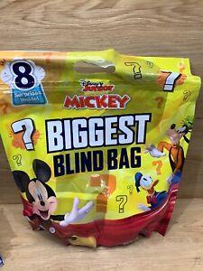 Disney Junior Mickey Biggest Blind Bag 8 Surprises