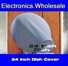 "24"" SATELLITE  DISH COVER FOR 24"" DISH"