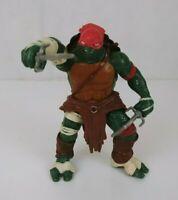 2014 Playmates TMNT Teenage Mutant Ninja Turtles Movie RAPHAEL Action Figure
