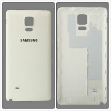 Original Color Battery Back Door Cover Replacement For SAMSUNG Galaxy Note4 N910