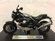 Moto Guzzi Griso 1200 8V SE motorcycle 1/18 1200SE  Welly