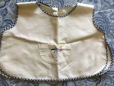 New listing New Vintage Childs Baby Apron Top Donald Duck Bib Vintage
