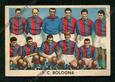 SQUADRA CALCIO F. C. BOLOGNA - CAMPIONATO 1960/61 SPORT  FIGURINA