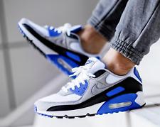 Nike Air Max 90 OG Recraft Royal Blue CD0881-102 Running Shoes Men's Multi Size