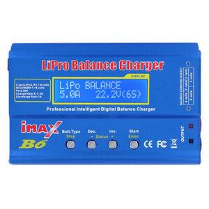 IMAX B6 Mini Balance Ladegerät Entladegerät LIPO für RC Drohnenakku