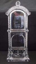 Mikasa Crystal Desk Mantel Amp Shelf Clocks For Sale Ebay