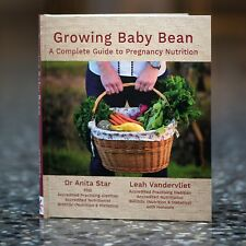 Growing Baby Bean - Pregnancy Nutrition Book
