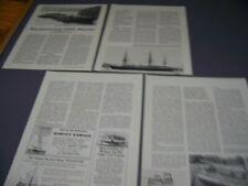 "HMS WARRIOR ""RECONSTRUCTING""... HISTORY/PHOTOS/DETAILS (547V)"