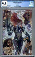 Commanders in Crisis #1 Stjepan Sejic Variant  Image Comics 1st Print  CGC 9.8