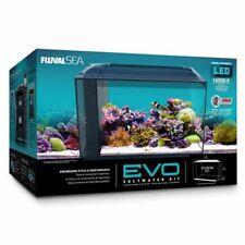 Fluval SEA49 Sea Evo Saltwater Nano Kit Aquarium Marine Fish Tank Performance - 52L