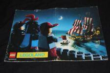 Pirates LEGO Instruction Media