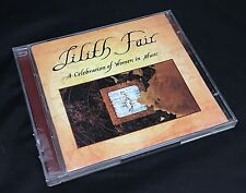 Lilith Fair: A Celebration of Women in Music CD 90's Female Artists