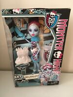 Monster High Art Class Abbey Bominable Doll HTF  / Rare New NIB