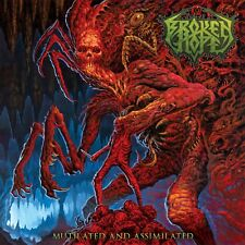 BROKEN HOPE - MUTILATED AND ASSIMILATED  2 CD NEU