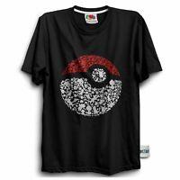 Pokemon Pokeball Pikachu | Men's T-Shirt