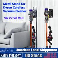 Vacuum Cleaner Holder Stand Rack Docking Station for Dyson Handheld V6 7 V8 V10