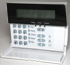 New DSC Power Series LCD-5500Z LCD5500Z Alarm Keypad With Zone Terminals NO BOX