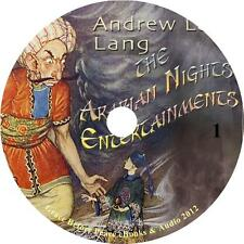 The Arabian Nights Entertainments Andrew Lang Audiobook Fiction English 1 MP3 CD