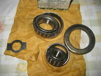 FRONT WHEEL BEARING KIT - FITS: VOLKSWAGEN VW TRANSPORTER TYPE 2 BUS (1963-68)