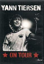 DVD CONCERT--YANN TIERSEN--ON TOUR