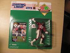 Starting Lineup Figure - Seth Joyner - Arizona Cardinals -1995 w/ Collector Card