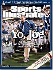 November 28, 2005 Joe Paterno, Penn State Sports Illustrated A
