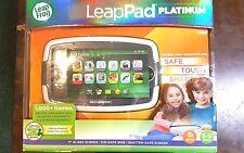 LeapFrog LeapPad Platinum Kids Learning Tablet Green Standard Package OPEN BOX