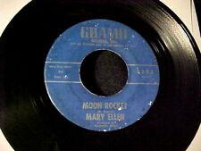 MARY ELLEN Moon Rocket/Love Is Funny RARE R&B SWINGER/POPCORN SOUL 45 Gramo HEAR