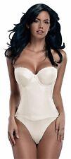 Flattering Me  Bridal Bra Bustier 728 34B- Ivory