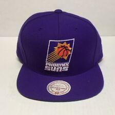 MITCHELL & NESS NBA PHOENIX SUNS #NZ979 TEAM PRIME COLOR PURPLE