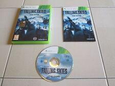 XBOX 360 - FALLING SKIES THE GAME - Completo e in Italiano!!!