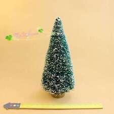 1/12 Dollhouse Miniature big snow Christmas tree X'mas Decoration