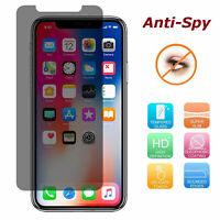 """Anti-spy Verre de Protection Pour Apple IPHONE X 10 5.8 """" 9H D'Ecran Accessoire"""