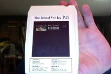 Betty Everett- It's In His Kiss- used 8 track tape- Vee Jay label- very nice