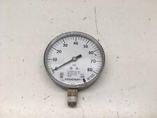 "W4 Ashcroft Pressure 3"" Gauge Fire Protection Service 300 PSI 35-W100P-02L-XUL"