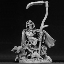 Reaper Dark Heaven Legends 02317 Grim Reaper Undead Wight Skeleton Lord Scythe