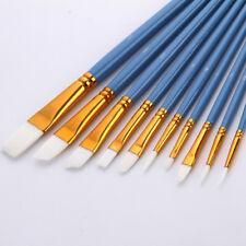 FR_ LC_ 10 pièces / set différentes tailles peinture pinceau stylos pour artis