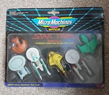 Micro MACHINES 1995 STAR TREK SUPER PACK GALOOB 65594 Nuovo di Zecca