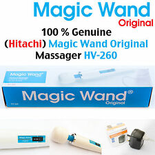 Original Hitachi Magic Wand Original ☆ ☆ Completo Masajeador Corporal ☆ discreto Entrega ☆