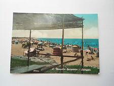 CARTOLINA - SAN NICANDRO GARGANICO (FG) - Torre Mileto - La spiaggia