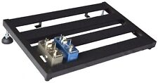NEW GROOVE FACTORY PEDALBOARD SERIES 2000, EFFECTS PEDAL BOARD WITH PADDED CASE